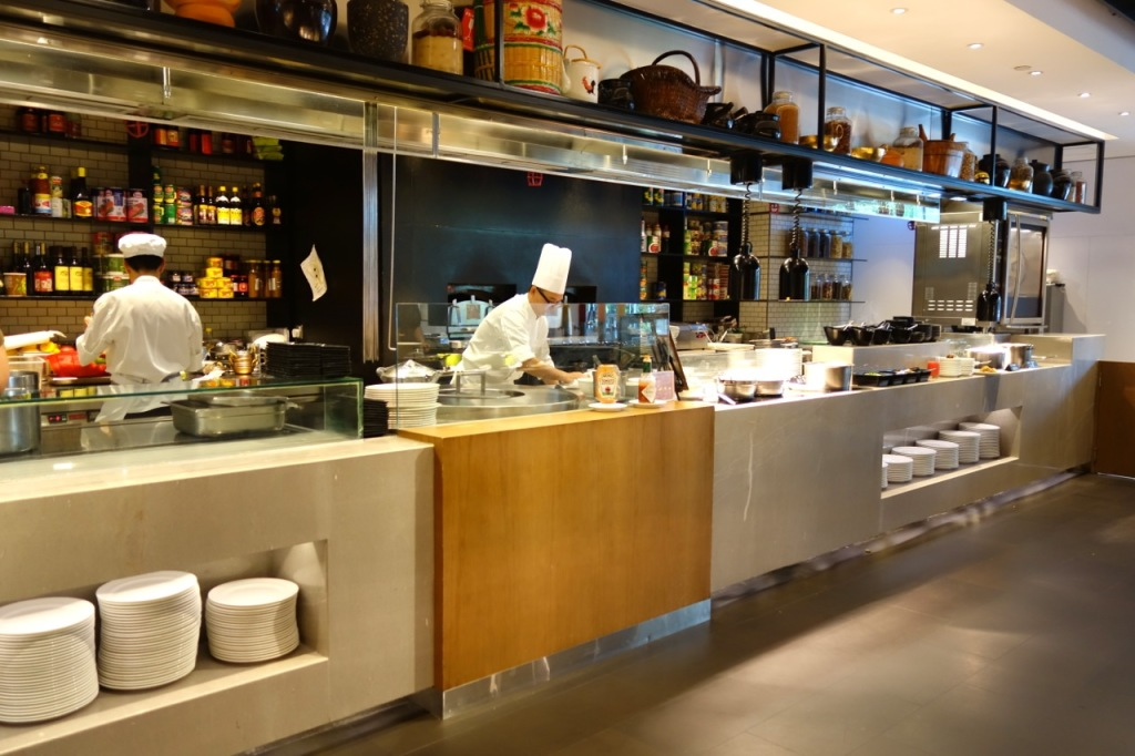 The market Restaurant, ICON Hotel, Hong Kong